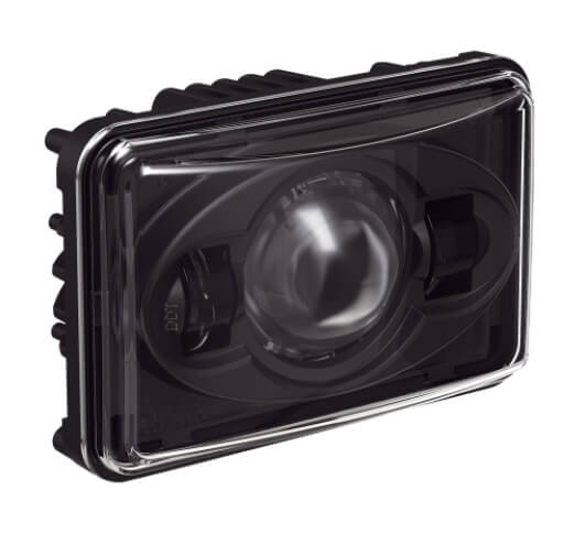 Speaker A8800 Evolution Series High Beam Headlight with Black Bezel