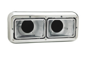 JW Speaker Optional Dual Headlight Housing