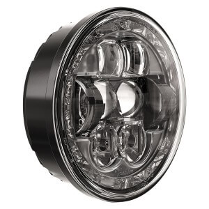 J.W. Speaker 8631 Evolution 5.75″ LED Headlight with DRL