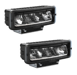 J.W. Speaker 9800 LED Non-Heated Headlight – 2 Light Kit