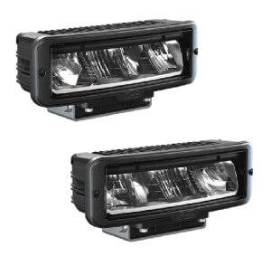 J.W. Speaker 9800 LED Non-Heated Headlight – 2 Light Kit