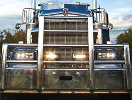 JW Speaker 9800 truck photo