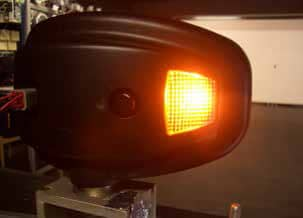 ABL 3800 LED - heavy-duty driving light