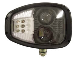ABL 3800 LED - heavy-duty driving light