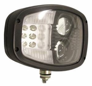 ABL 3800 LED – Heavy-duty Driving Light
