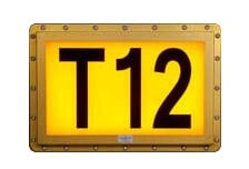 APS Backlit Vehicle Identification Display (VID) Panels