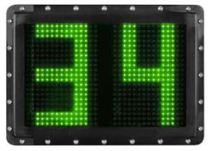 APS LED Vehicle Identification Display (VID)