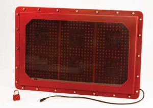 APS LED Vehicle Identification Display (VID)
