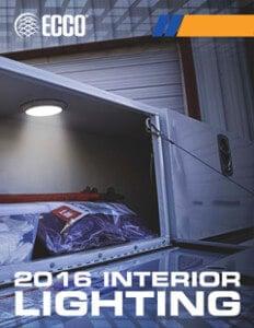 Ecco 2016 Interior Lighting