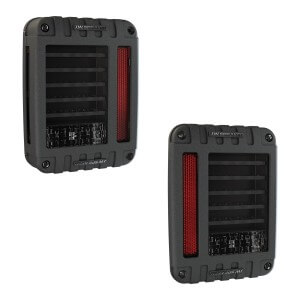 Speaker 279 J Series LED Tail Lights for Jeep - 2 Light Kit