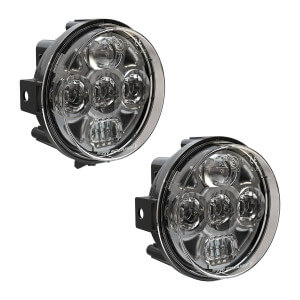 J.W. Speaker 8415 Evolution 4.5″ Round LED Headlights