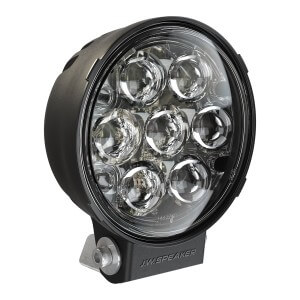 J.W. Speaker TS3001R 6″ Round LED Auxiliary Light