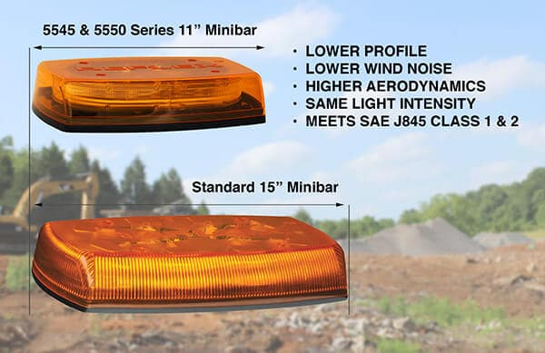 "ECCO 11"" LED Minibar vs 15"" LED Minibar"