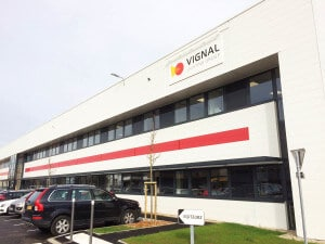 Vignal Lighting Group premises