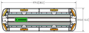 ECCO 15 Series Lightbar