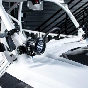 VX A-Pillar Lighting Kit for 2008-17 Polaris RZR
