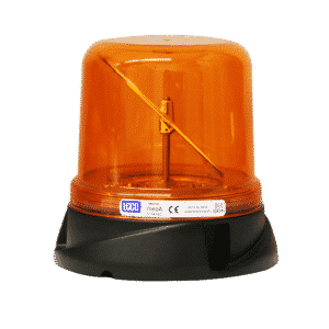 ECCO 7660 Series Gen II LED Rotating Beacon – SAE Class I