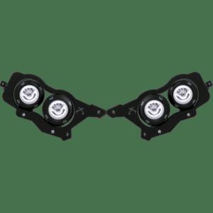 Vision X Headlight Upgrade for 2008-17 Polaris RZR