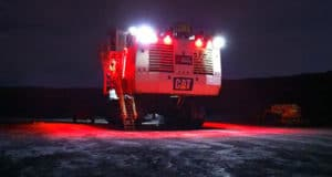 Vision X Pit Master Xtreme Prime Red Kill Zone LED Light