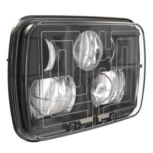 J.W. Speaker 8910 Evolution 2 LED Heated Headlight