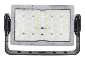 Vision X 50W Junction Box Light with trunnion bracket