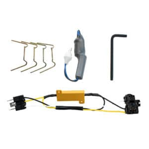 J.W. Speaker Motorcycle Conversion Kit 60