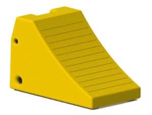 Driver Industrial Heavy Equipment Wheel Chocks