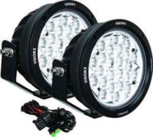 8.7″ CG2 Multi-LED Light Cannon