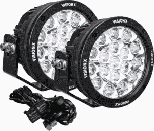 6.7″ CG2 Multi-LED Light Cannon