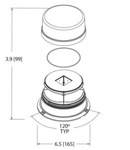 ECCO 7160 Reflex Series