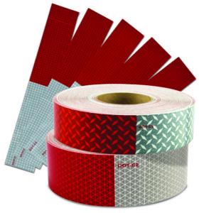 ORALITE V82/V92/V52 Truck and Trailer Conspicuity Tape