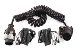 Brigade Articulated truck / trailer camera / sensor cable kit - 3997