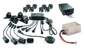 Brigade Sidescan UDS, Low Speed Trigger Module and Turn Indicator Trigger Module - 4321