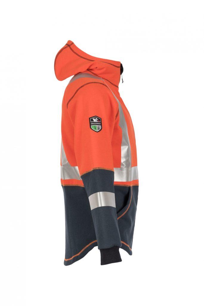 Lighting Jacket: Dragonwear Elements Lighting Jacket