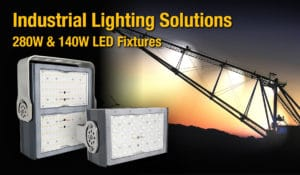 Heavy-duty, high vibration resistant LED solution for industrial applications