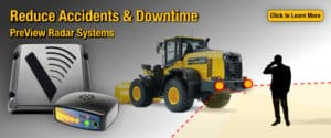 PreView Radar Systems Prevent Downtime