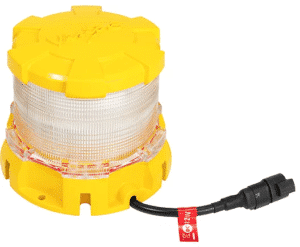 Vision X Heady Duty LED Beacon Series - Amber