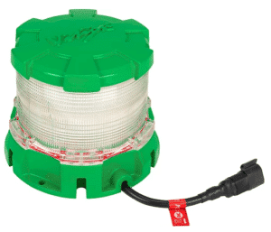 Vision X Heady Duty LED Beacon Series - Green