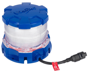 Vision X Heady Duty LED Beacon Series - Blue