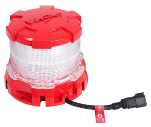 Vision X Heady Duty LED Beacon Series - Red