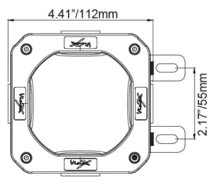 Vision X Corrosion Resistant 10W Junction Box
