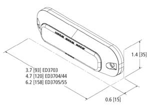 ECCO ED3700 Series