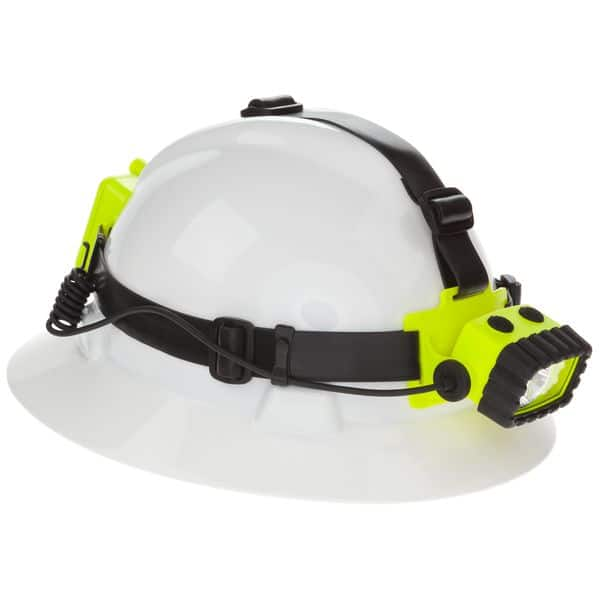 Green by Nightstick Nightstick XPP-5458G Intrinsically Safe Permissible Dual-Light Multi-Function Headlamp