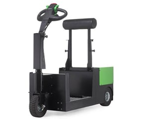 Electric Material Handling Trolley