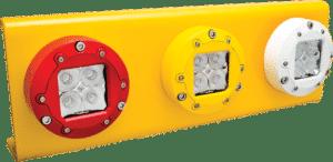 Vision X Komatsu Tail Light Kit
